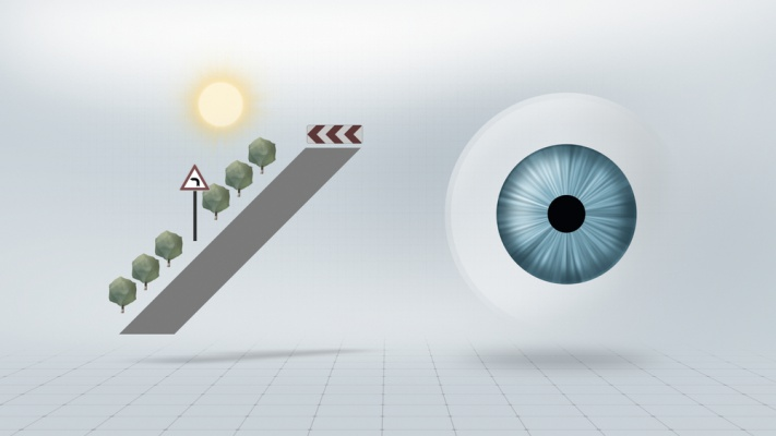 Autobrillen daytime